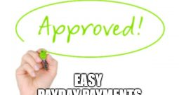PAYDAY PAYMENTS